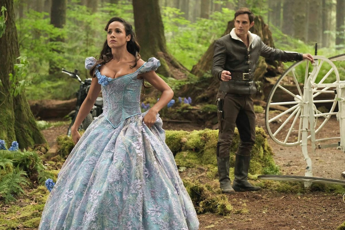 ¿Once Upon A Time va a Disney Plus?